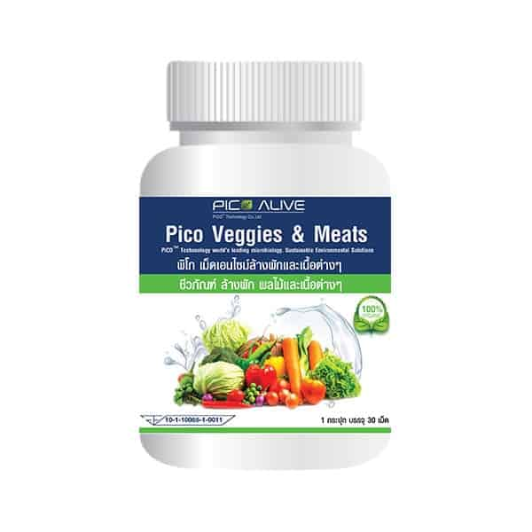Pico Veggies & Meats
